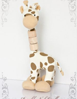 Poseable Neck Giraffe